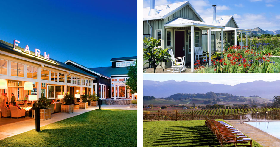 Napa Plus Sonoma The Best Hotels
