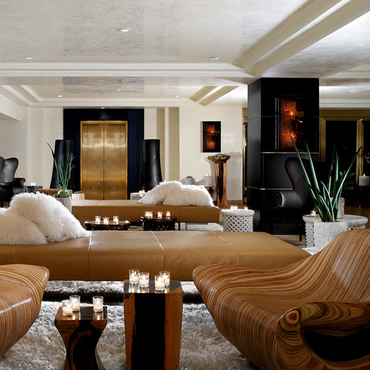 The Huntley Hotel La