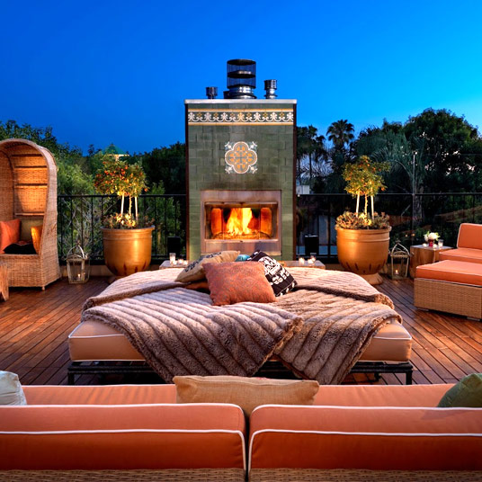 10 best boutique hotels in west hollywood los angeles for Best boutique hotels in la