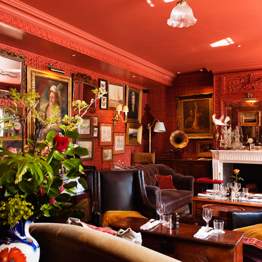 The Zetter Townhouse Clerkenwell Small Boutique Hotel In London