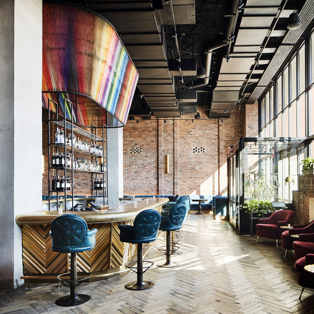 The Box House Hotel Boutique In Greenpoint Brooklyn Nyc