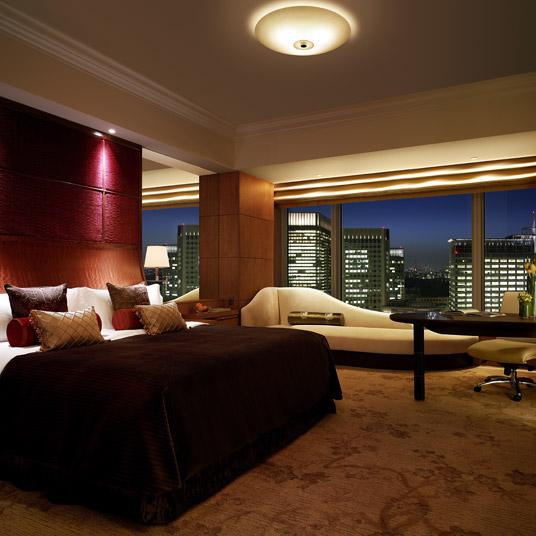 Shangri-La Hotel Hotel — A luxury hotel in Marunouchi Tokyo