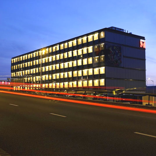 阿姆斯特丹机场citizenM酒店(CitizenM Schiphol Airport)