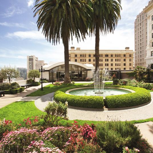 旧金山费尔蒙酒店(The Fairmont San Francisco)