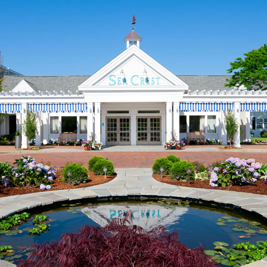 Sea Crest Beach Hotel (Cape Cod, Massachusetts) Verified