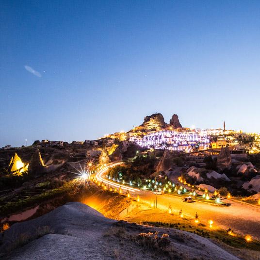 卡帕多西亚洞穴度假村酒店(Cappadocia Cave Resort & Spa)