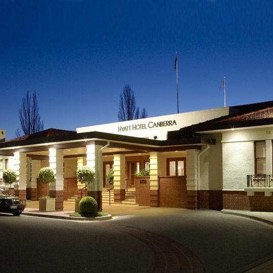 Hyatt Hotel Canberra - A Park Hyatt Hotel