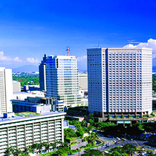Makati Shangri-La, Manila