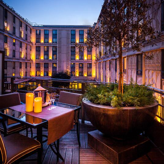 巴黎凯旋门收藏家酒店(Hôtel Du Collectionneur)