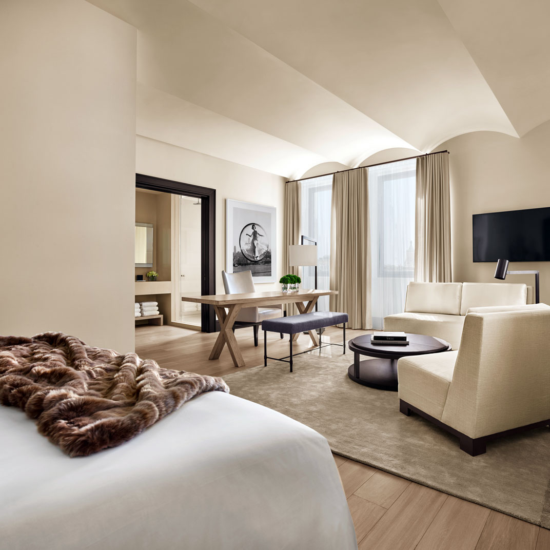 The new york edition new york city new york 45 hotel for Tablet hotel
