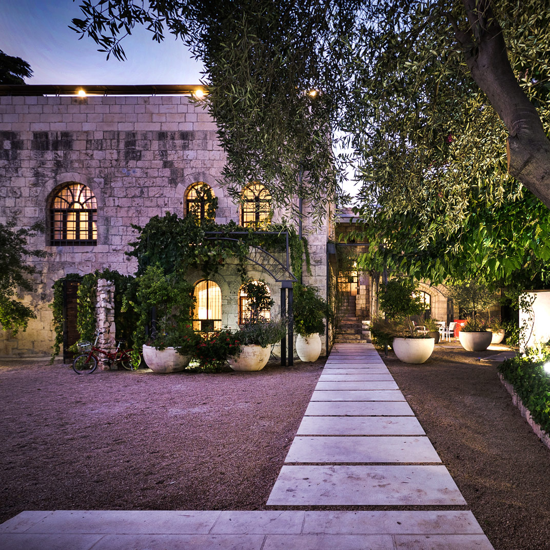 Alegra boutique hotel jerusalem israel verified reviews for Boutique hotel israel