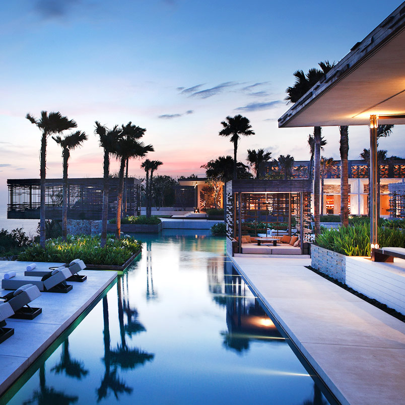 Alila villas uluwatu uluwatu bali 12 verified reviews for Beautiful villas pics