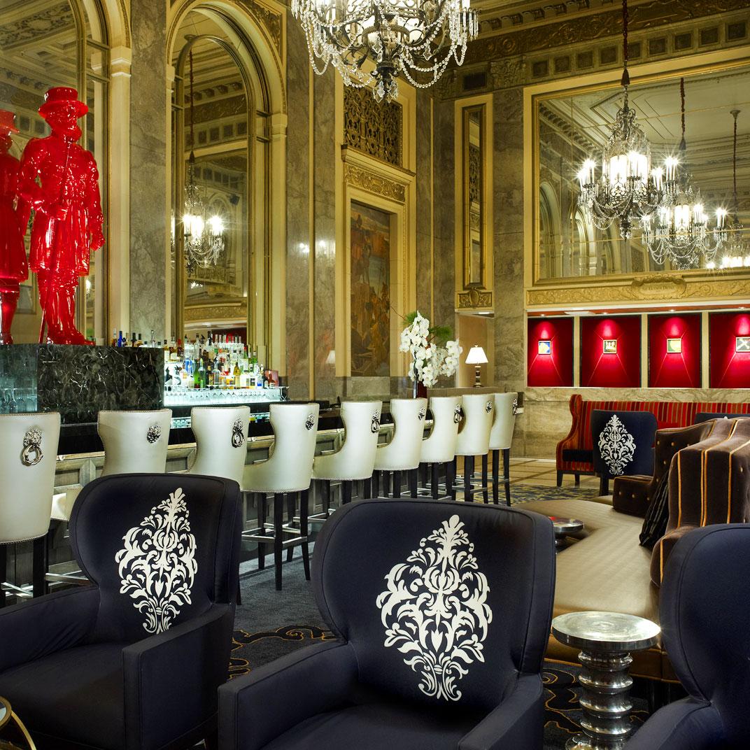 Kimpton Sir Francis Drake Hotel San Francisco