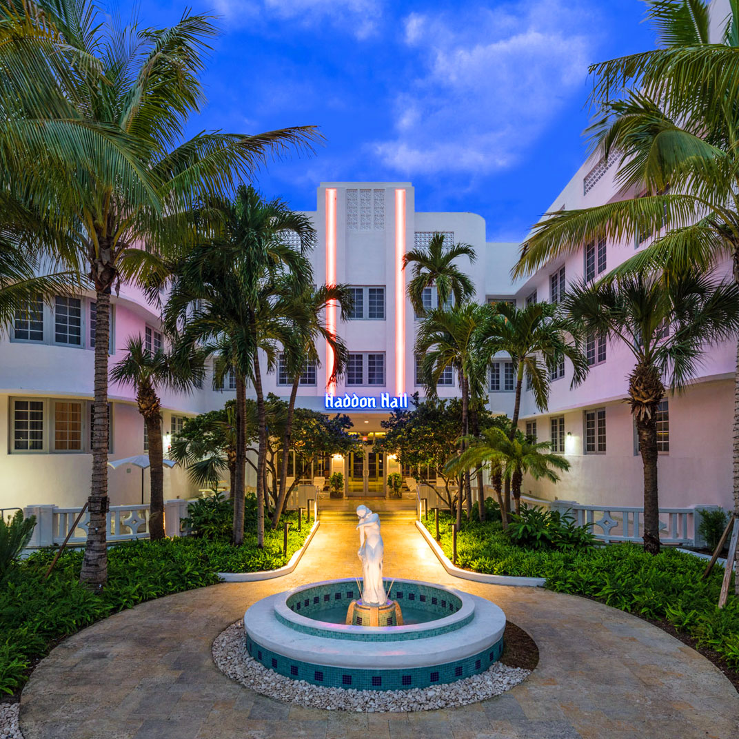 The Hall South Beach Miami Florida Verified Reviews Tablet Hotels