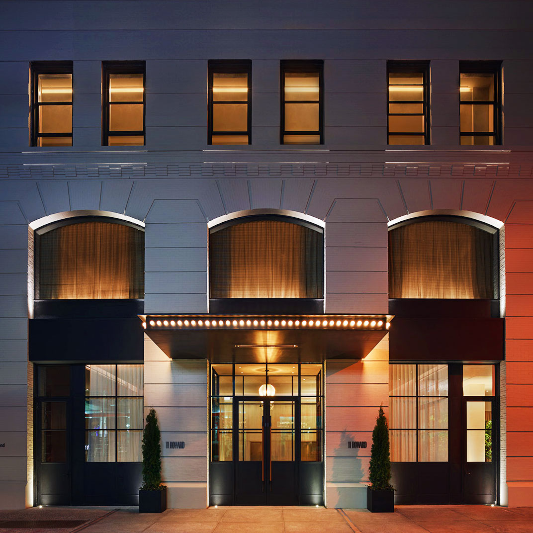 11 howard new york city new york 36 hotel reviews for Small inns of the world