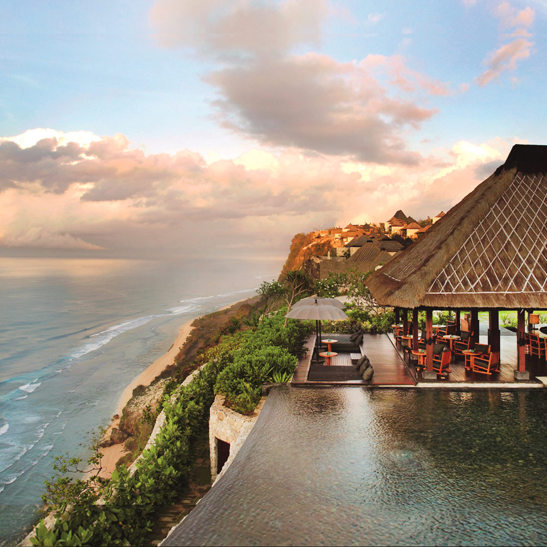 Bali Hotels Over The Water Design Decoration