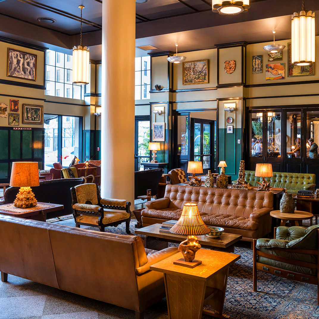 Boutique Luxury Hotels In New Orleans