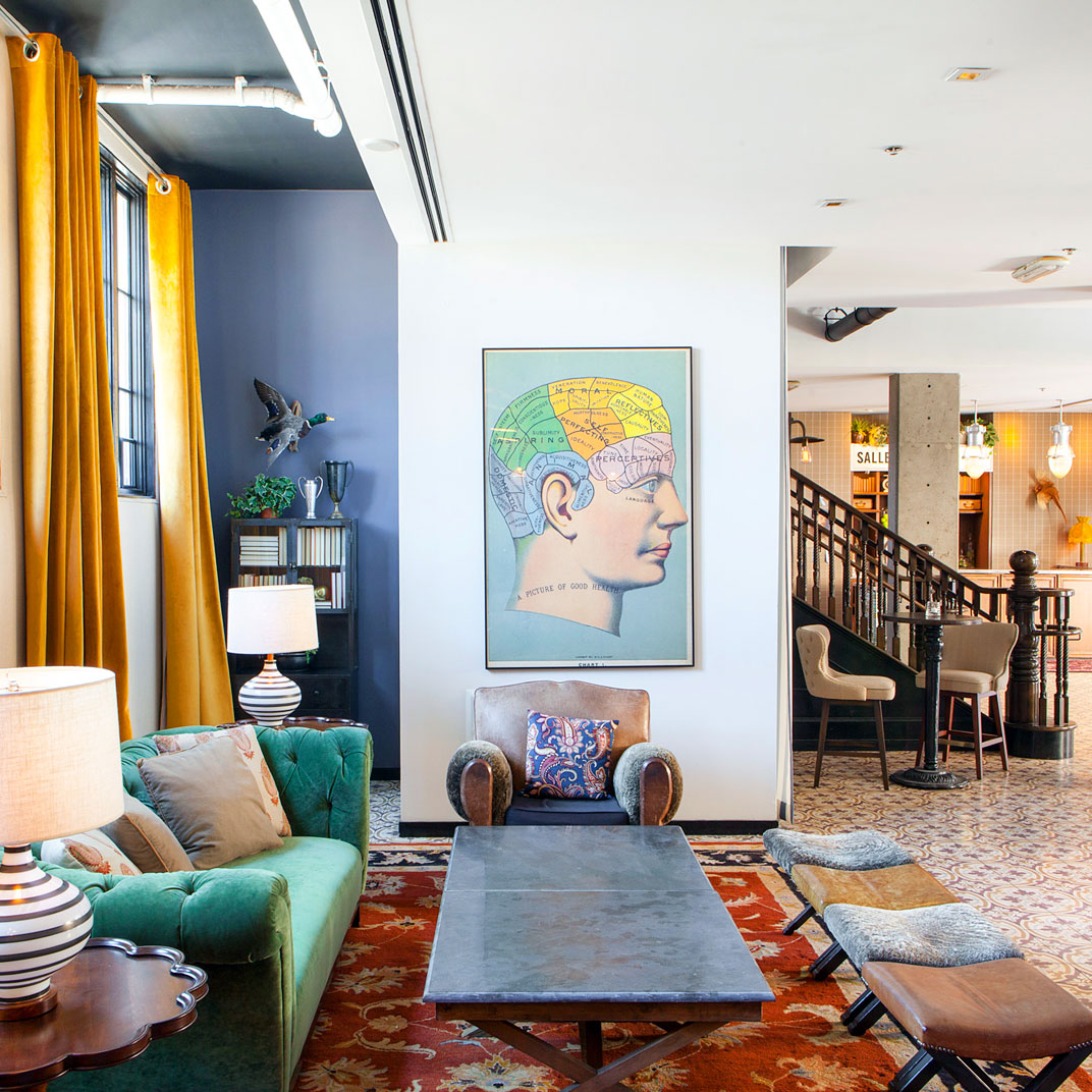 Luxury House In Los Angeles California: Palihouse West Hollywood (Los Angeles Area, California