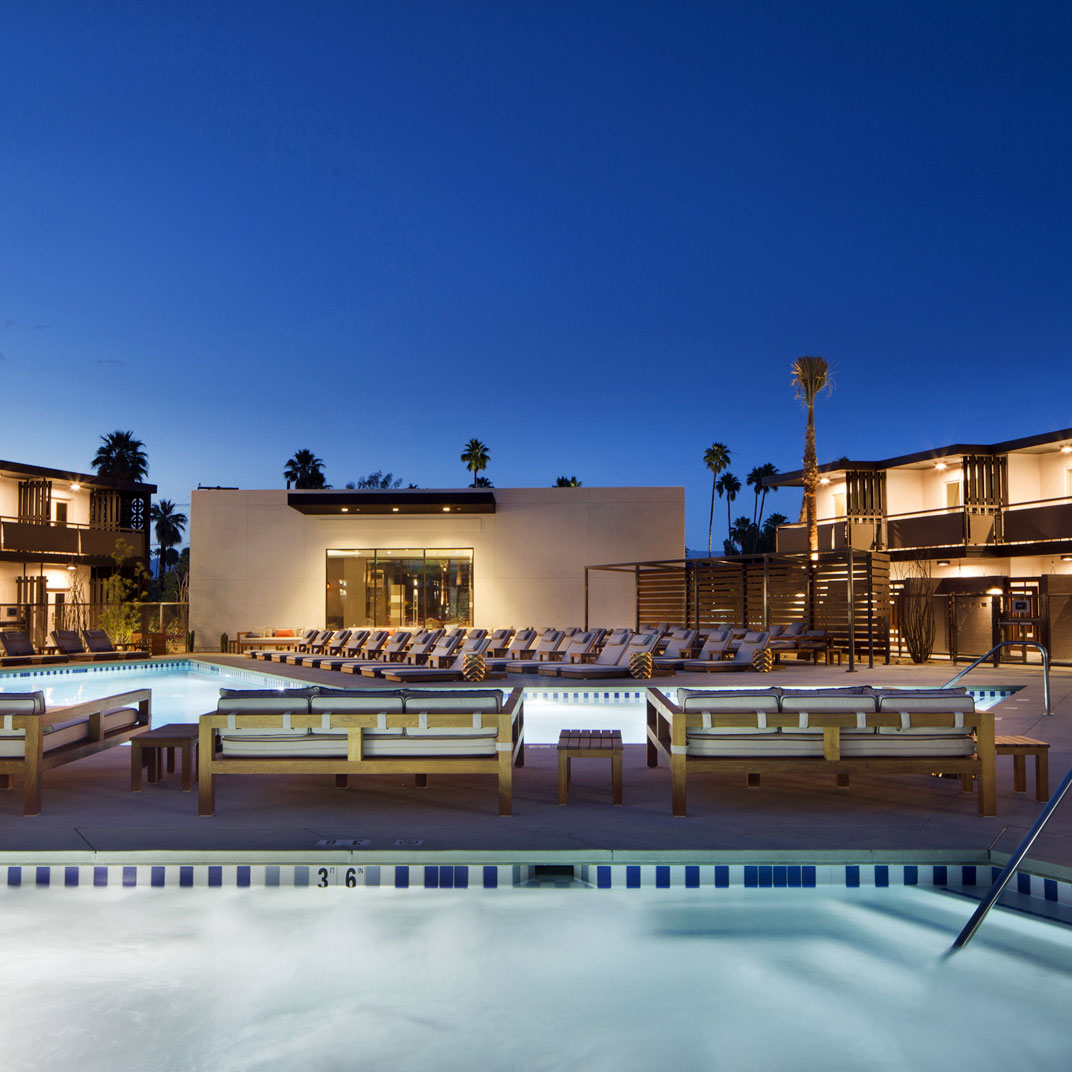 Boutique Hotels Palm Springs Ca