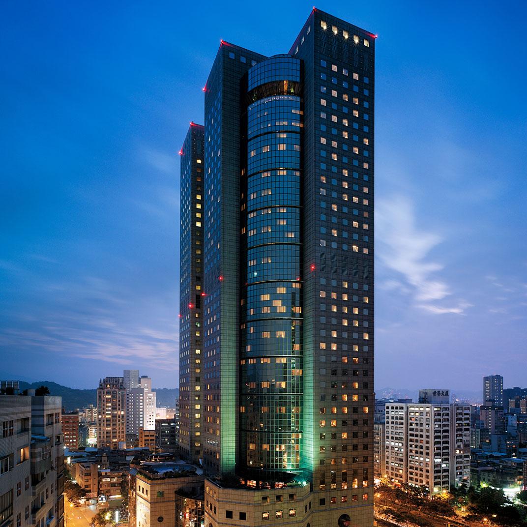 香格里拉远东国际大饭店(Shangri-La's Far Eastern Plaza Hotel, Taipei)