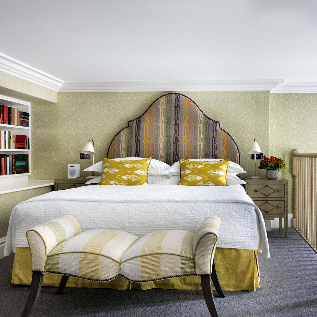Charlotte street hotel london england 153 hotel reviews for Tablets hotel