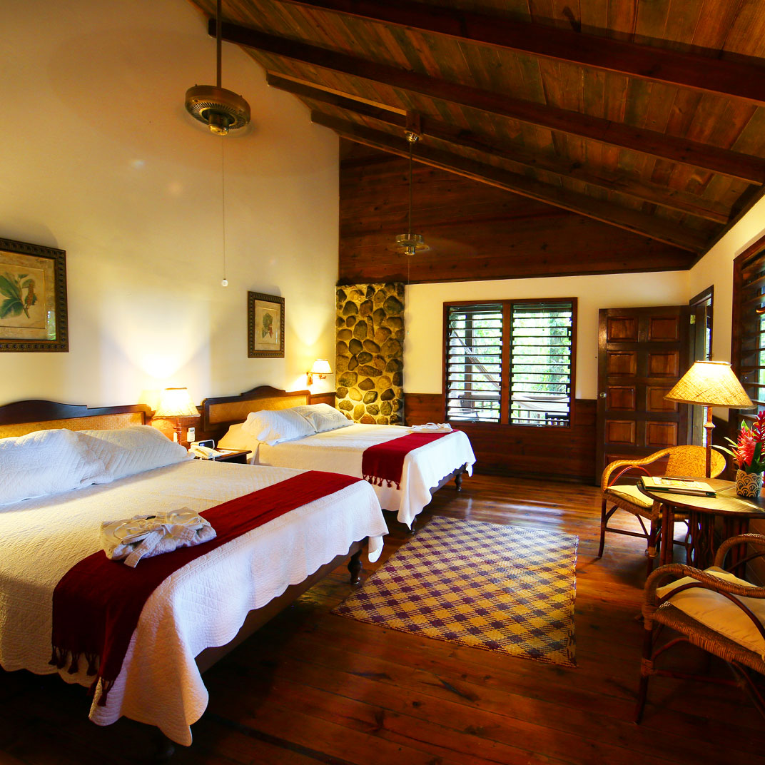 The lodge and spa at pico bonito la ceiba honduras for The tablet hotels