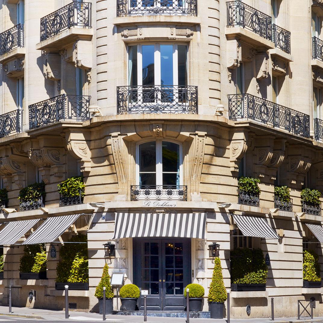 Le Dokhan's, Paris