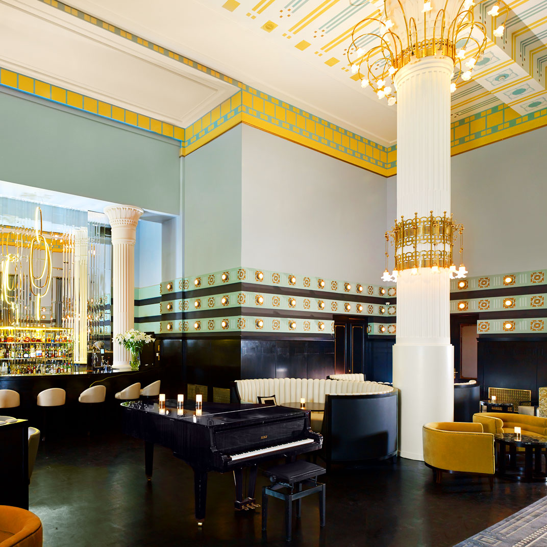 Hotel bristol a luxury collection hotel warsaw warsaw for Luxury hotel collection