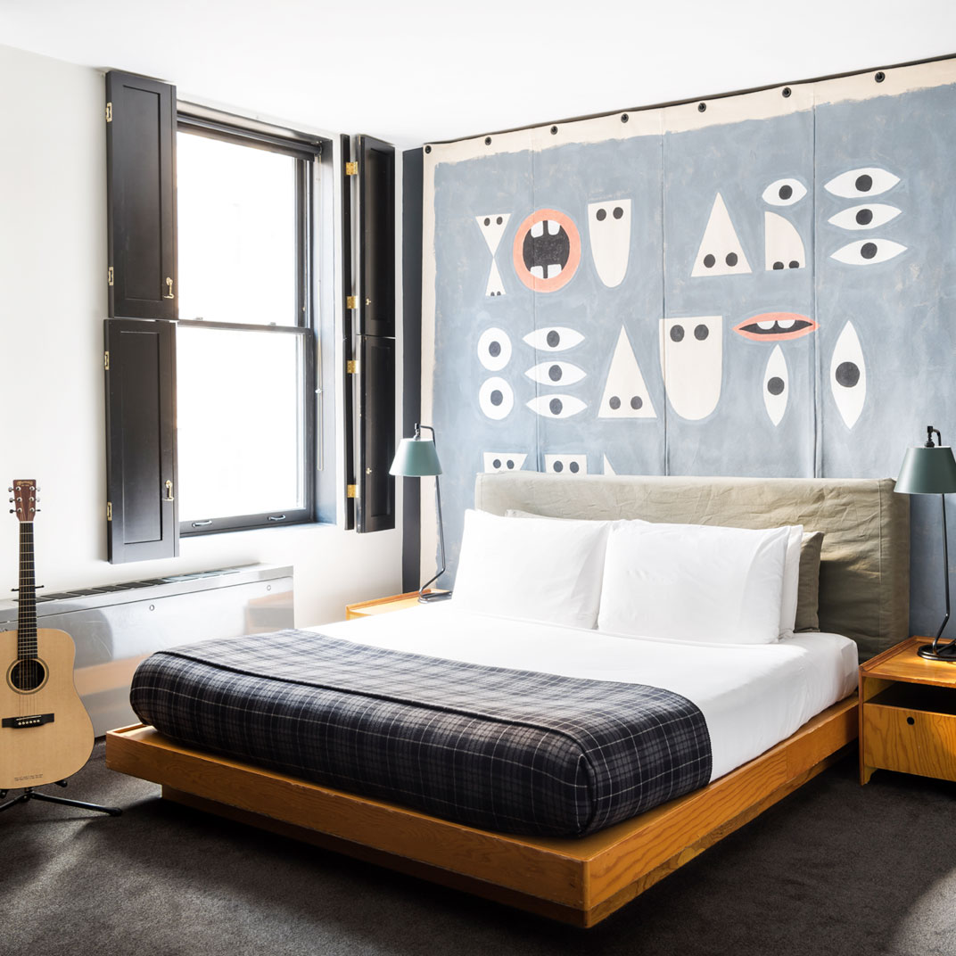 Ace hotel new york tablet hotels for The tablet hotels