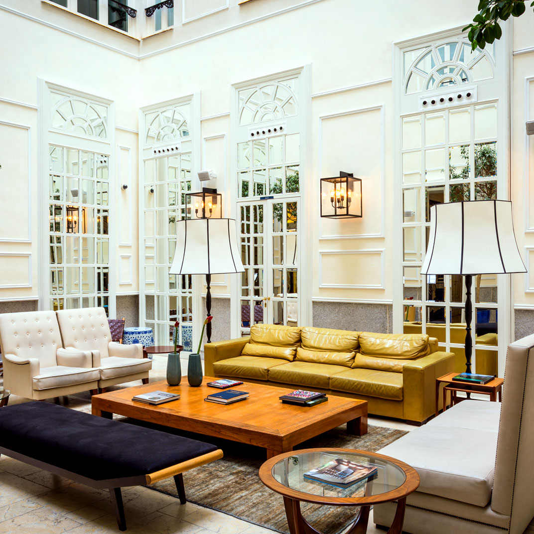 Only you boutique hotel madrid madrid spain verified for Design hotel urban madrid