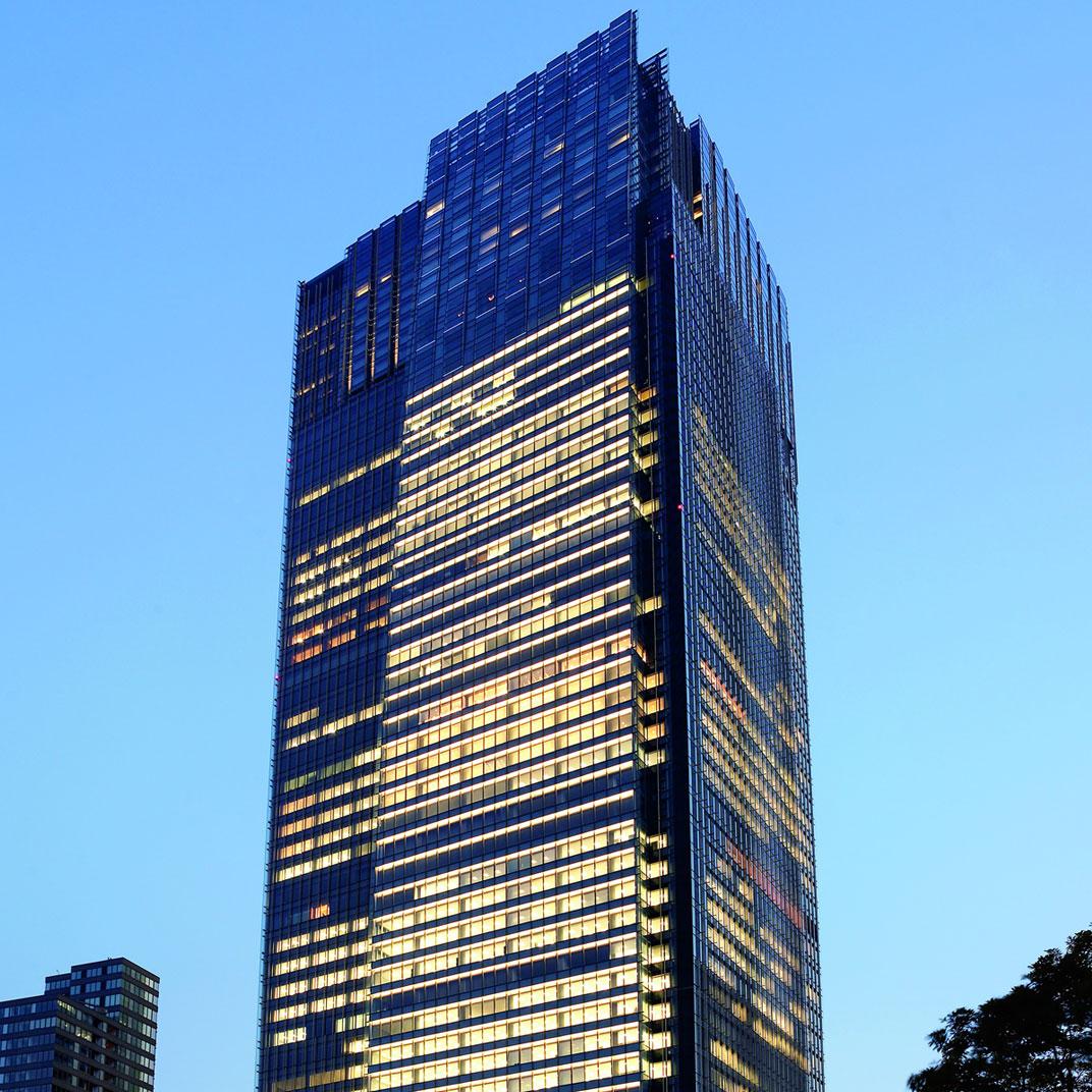 东京丽思卡尔顿酒店(The Ritz-Carlton Tokyo)