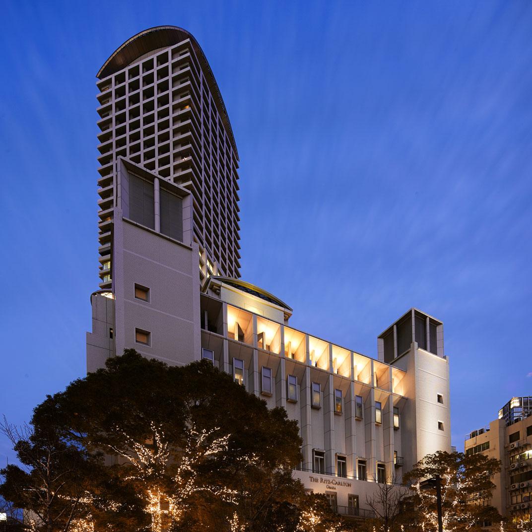 ザ・リッツ・カールトン大阪(The Ritz-Carlton Osaka)