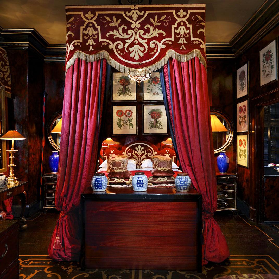 伦敦布雷克斯酒店(Blakes Hotel, London)