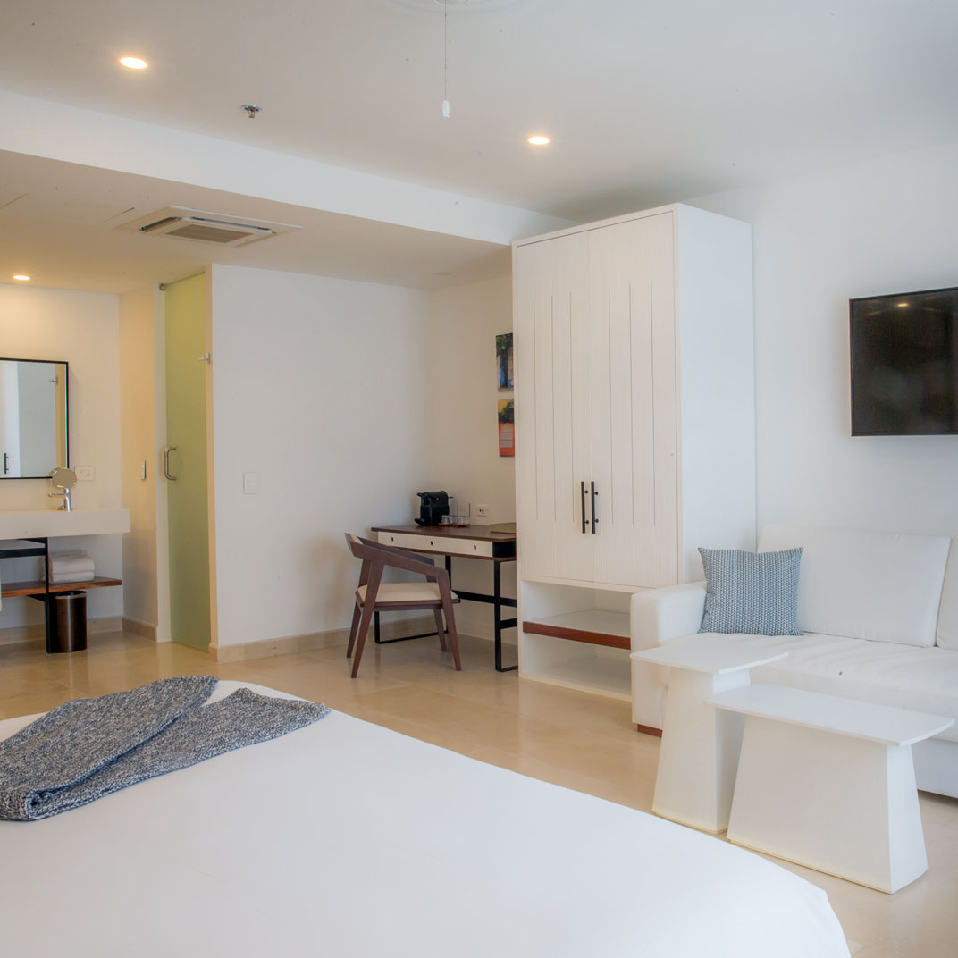 Tcherassi hotel spa cartagena colombia 29 hotel for Tablet hotel