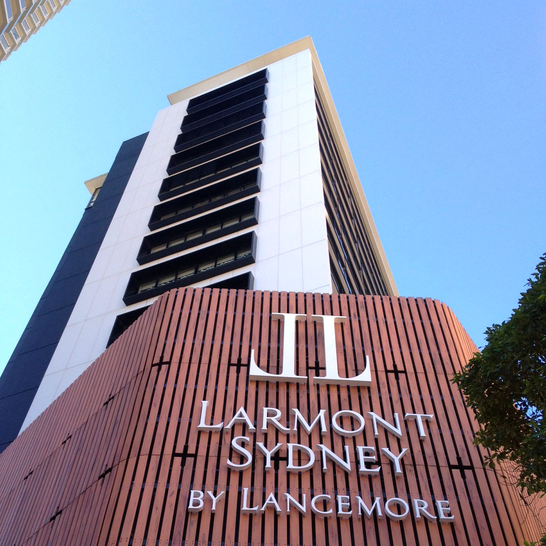 Larmont Sydney by Lancemore