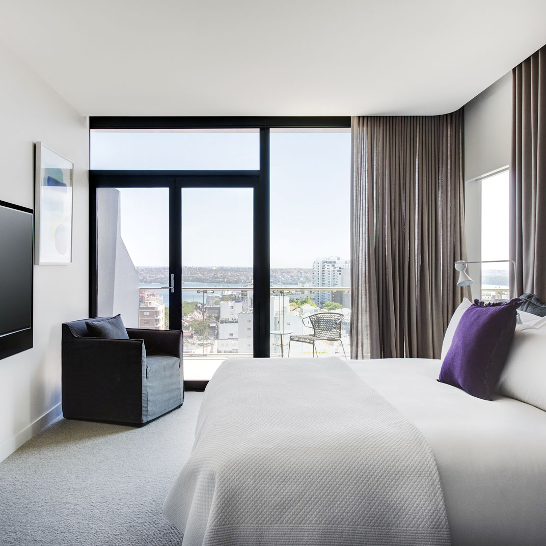 Larmont sydney by lancemore sydney new south wales 18 for Tablet hotel