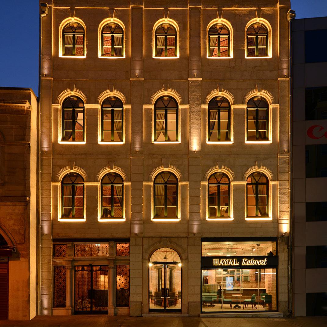 Régie Ottoman Hotel