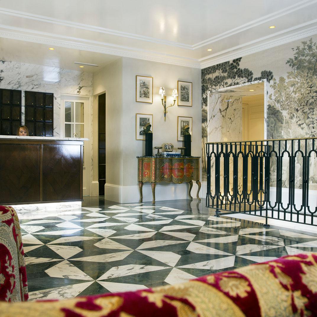 Relais christine parigi francia 99 recensioni hotel for Tablet hotel deals