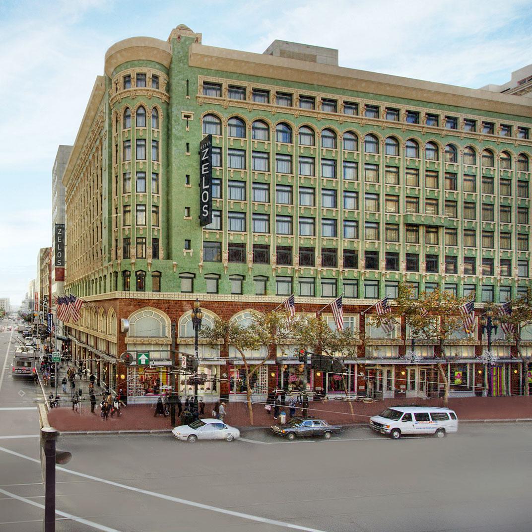 Hotel Zelos San Francisco