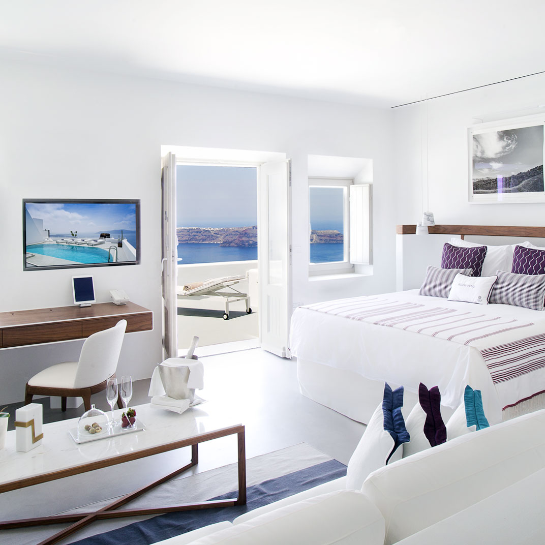 Grace santorini santorini greek islands hotel reviews for Tablet hotel deals