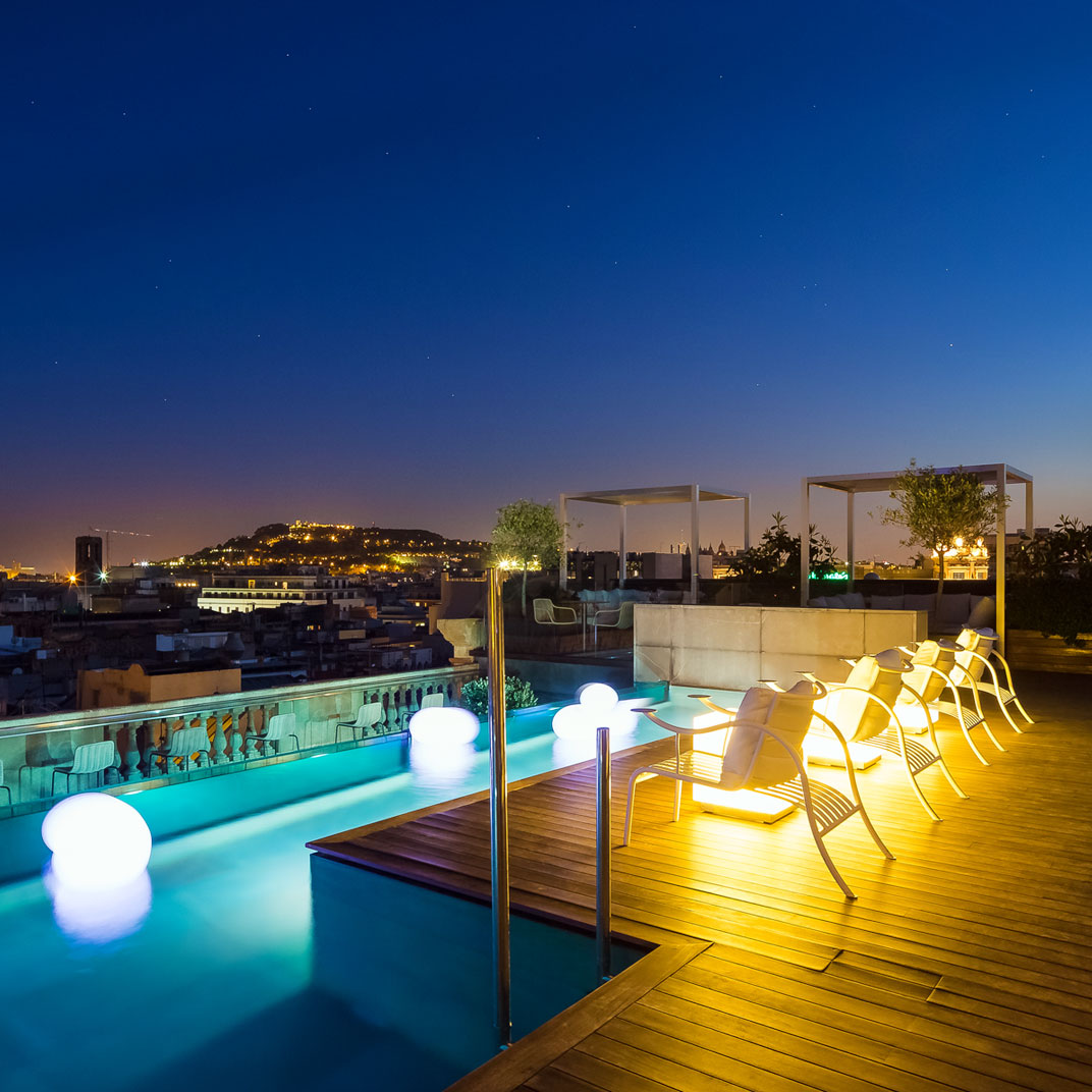 Ohla barcelona barcelona spain 47 hotel reviews for Tablets hotel