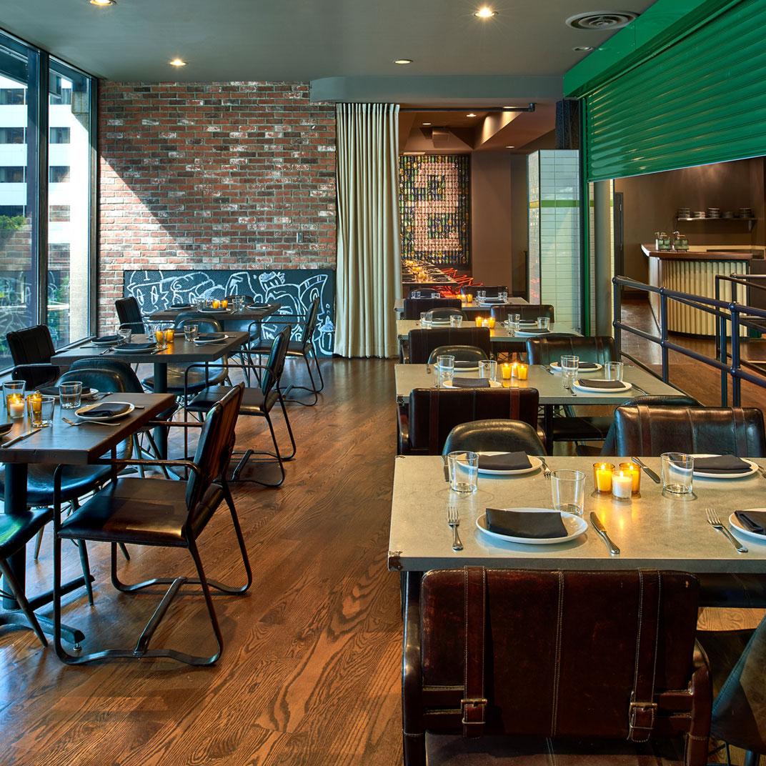 Lodge dining