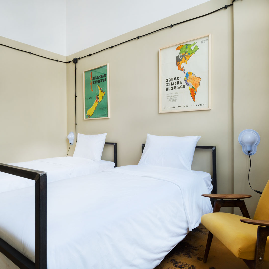 Fabrika tbilisi tbilisi georgia verified reviews for Tablet hotel booking