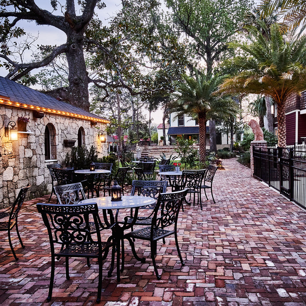 The collector luxury inn gardens st augustine - The collector luxury inn and gardens ...