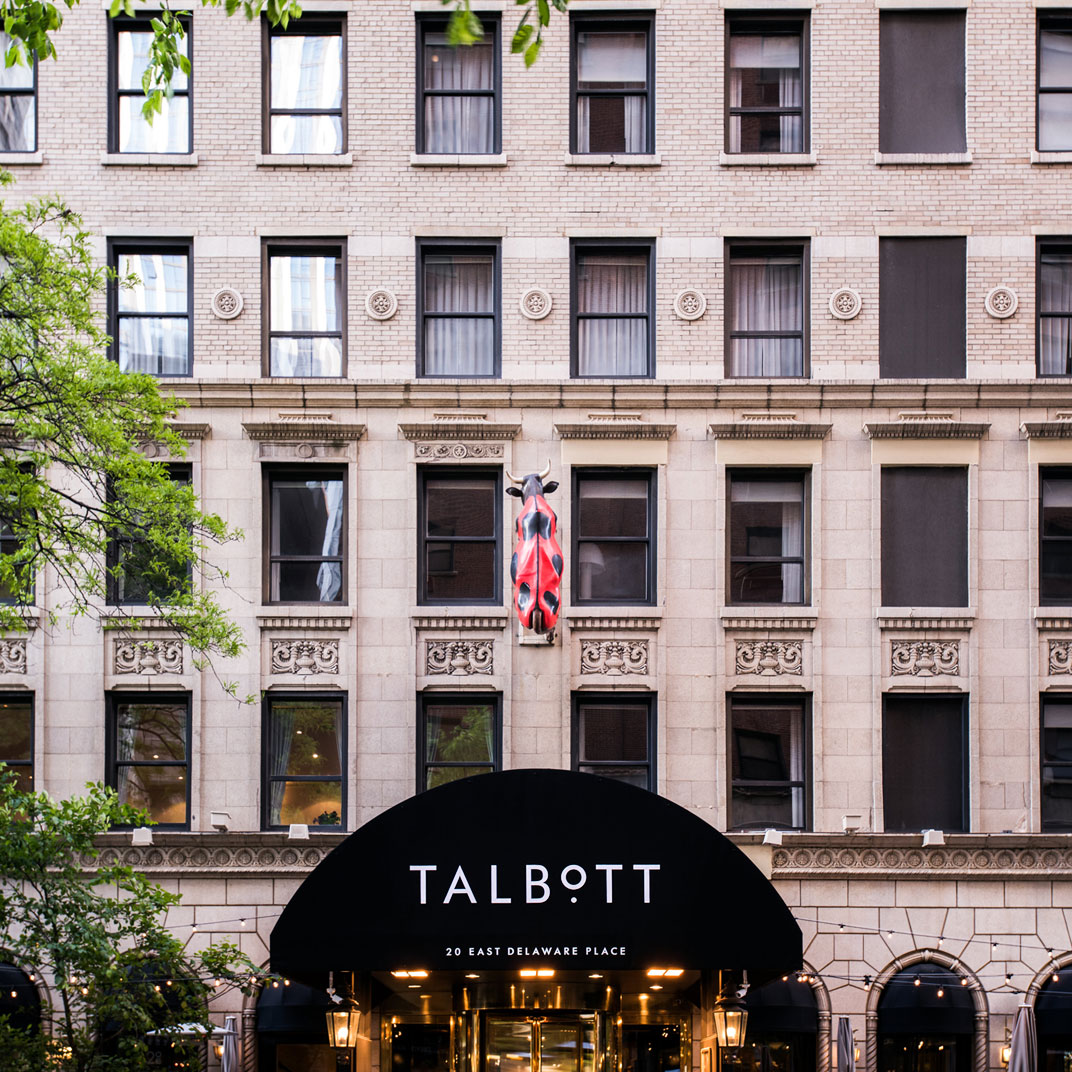 The talbott hotel chicago illinois 91 verified reviews for Hotel chicago hotel