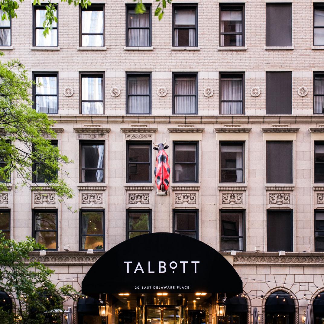 Hotel Talbot Chicago