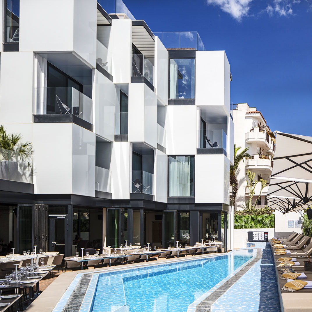 Sir joan hotel ibiza balearic islands verified reviews for Tablet hotel booking