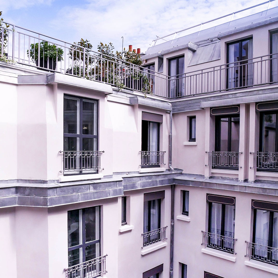 Hôtel Eiffel Blomet