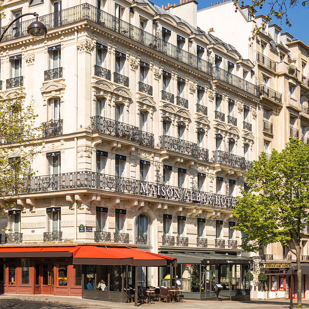 Maison albar hotel paris champs elysees paris france verified reviews ta - Maison champs elysees hotel paris ...