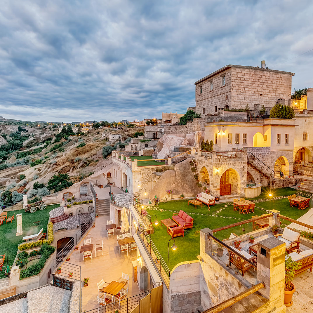 Taskonaklar Hotel, Cappadocia